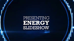 energy slide show free after effects template bluefx free