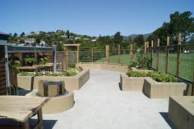 Outdoor Areas by Integrated Design Studio Schools And Community