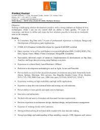 Database Developer Resume Sample by Hadoop Developer Resume Uxhandy Com
