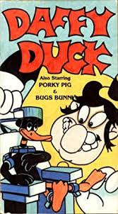 daffy duck also starring porky pig bugs bunny notes