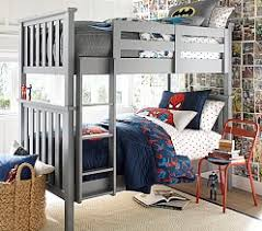 Boys Bunk Beds Bunk Beds Loft Beds Pottery Barn