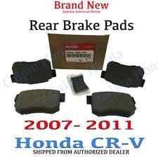 honda crv brake brake pads shoes for honda cr v ebay