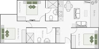 3 bedroom apartment adelaide adelaide 3 bed executive apartment miller apartments adelaide