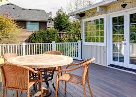 Picture Of Decks And Patios Deck And Patio Builders Carranza Roofing U0026 Remodeling