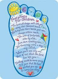 footprints for children u2026 the atheist version footprints free