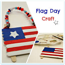 flag day craft for kids tonya staab