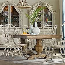 amazon com hooker furniture sanctuary refectory dining table in
