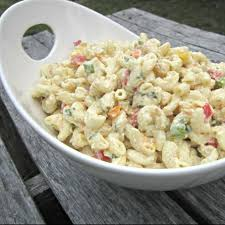creamy pasta salad recipe creamy amish macaroni salad recipe