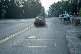 do traffic lights have sensors bicycling traffic signal actuators that do not work for bicyclists