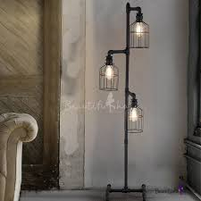 fashion style floor lamps industrial lighting beautifulhalo com