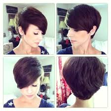 Pictures Of Hairstyles Front And Back Views | short hairstyles back and front pictures andreacortez info