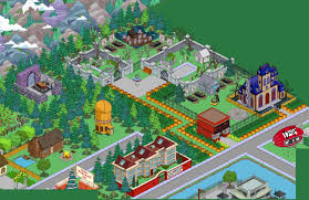 halloween city returns springfield showoff this is halloweenthe simpsons tapped out