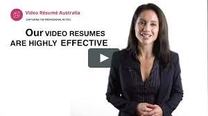 Best Font For Resume Australia by Video Resume Australia Resume For Your Job Application