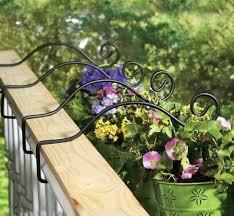 best deck rail planters ideas u2014 new decoration