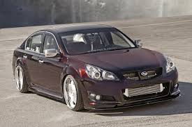 vip cars luxury subaru legacy vip concept revealed at 2009 sema show