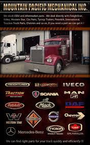 mountain pacific mechanical 8510 aitken rd chilliwack bc truck