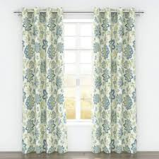 Green And Blue Curtains Buy Blue And Green Curtains From Bed Bath Beyond