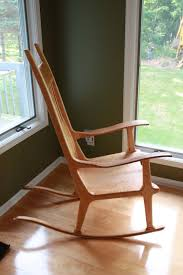 Modern Rocking Chair Etsy Find Handcrafted Rocking Chair Would Be A Family Heirloom