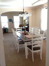White Farmhouse Kitchen Table by 103 Best Farmhouse Dining Images On Pinterest Dining Room Farm