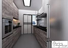 bto kitchen design 5 room bto flat at yishun riverwalk versaform kitchen