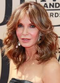 medium length hair styles for age 50 wavy hairstyles for women over age 50 50th short hairstyle and