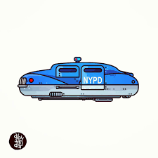 pcar nypd highway patrol car washington heights new york city
