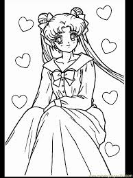 sailorsailor moon colouring pages page 2 coloring home