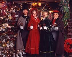 christmas carolers christmas carolers at the five crowns