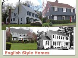 English Style Home Architectural Housing Design U0026 History Ppt Video Online Download