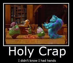 Holy Crap Meme - monsters university holy crap by masterof4elements on deviantart