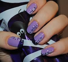 55 best purple nail art images on pinterest make up pretty