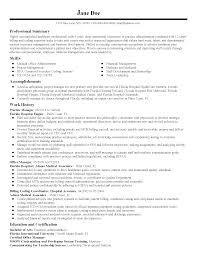 practice resume resume for study