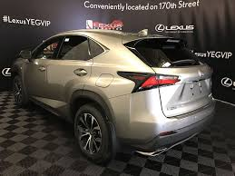 certified lexus nx for sale certified pre owned 2017 lexus nx 200t demo unit f sport series