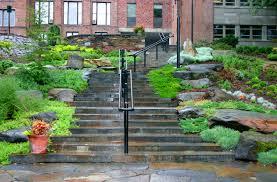 julie moir messervy design studio heckel garden steps mount