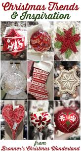 christmas trends and inspiration from bronner u0027s