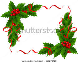 Christmas Plants Christmas Plants Background And Label Download Free Vector Art