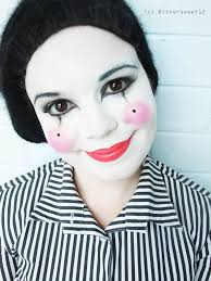 ben nye halloween makeup halloween makeup mime smashinbeauty