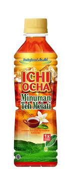 sell ichi ocha tea from indonesia by pt jaya utama santikah