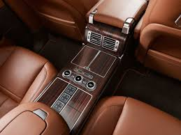 land rover interior 2016 here u0027s the new range rover autobiography business insider