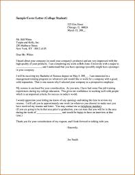 5 resume cover letter sample student job bid template sample