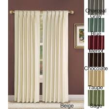 Thermal Pinch Pleat Drapes Interior Luxury Pinch Pleated Drapes For Interior Design Ideas