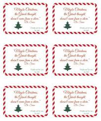 seuss handmade gift christmas label design label templates