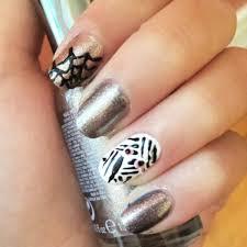 cute halloween nail art 2 nail designs bats and mummy nails fun