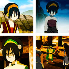Toph Blind Avatar The Last Airbender The Legend Of Korra Toph Bei Fong This