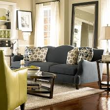 home design grey sofas color combination of modern living room
