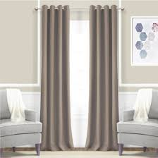 Chocolate Curtains Eyelet Thermal Brown Eyelet Curtains Chemical Free Curtains Cheap