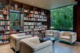 Study Room Interior Design Contemporary Home Design Marvellous Library Study Room Cream Sofa