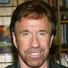 chuck norris martial arts expert television actor film actor