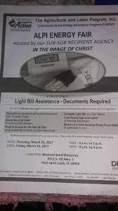 light bill assistance programs st lucie county alpi energy fair the south florida sun