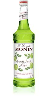 sour apple martini granny smith apple syrup monin